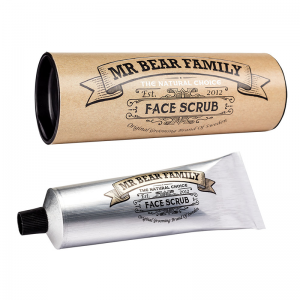 Mr Bear Family Kasvokuorinta Face Scrub 75ml.
